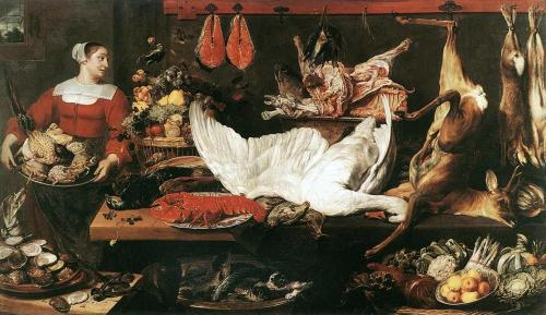 Frans_SNYDERS,_The_Pantry
